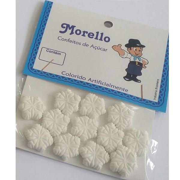 Floco de Neve Branco - Morello - Rizzo Confeitaria
