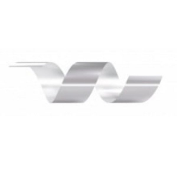 Rolo Fita Lisa Branco - 20mm x 50m - EmFesta