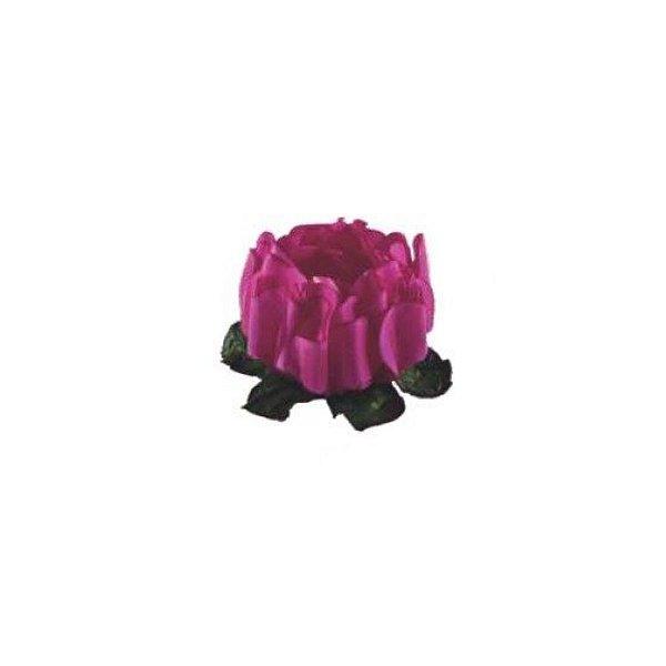 Forminha para Doces Finos - Rosa Maior Pink 40 unidades - Decora Doces - Rizzo
