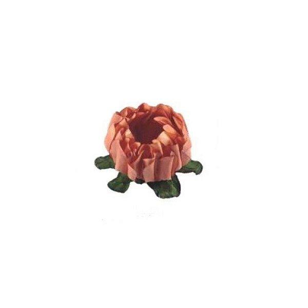 Forminha para Doces Finos - Rosa Maior Caramelo 40 unidades - Decora Doces - Rizzo