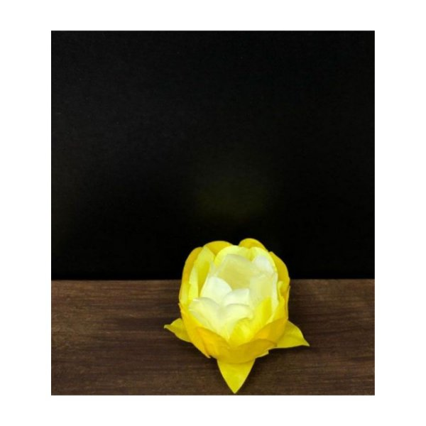 Forminha para Doces Finos - Bela Degrade Amarelo - 30 unidades - Decora Doces - Rizzo