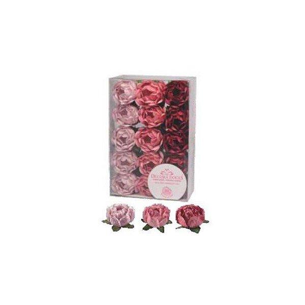 Forminha para Doces Finos - Bela Tons Rosas - 30 unidades - Decora Doces - Rizzo