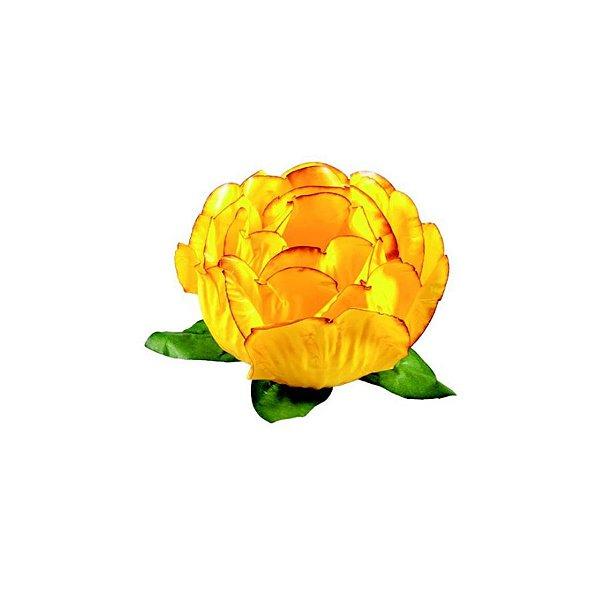 Forminha para Doces Finos - Bela Amarelo Queimado 40 unidades - Decora Doces - Rizzo