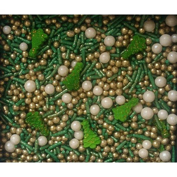 Sprinkles Color 60g - Morello - Rizzo Confeitaria