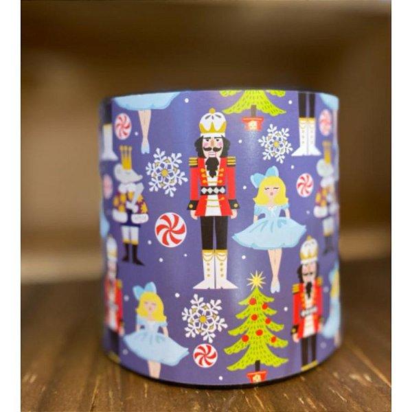 Tira Decorativa Natal Quebra Nozes - Tam M - 5 unidades - Rizzo Confeitaria