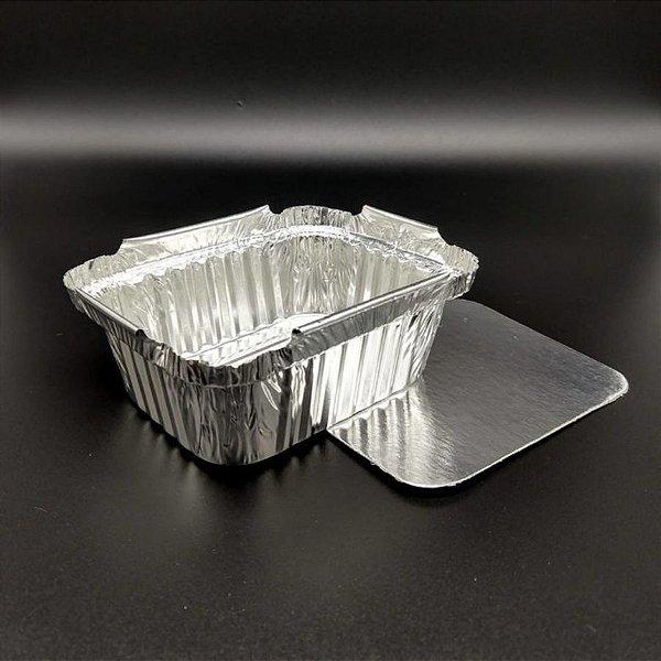 Marmita de Alumínio 135ml com 10 un. Wyda Rizzo Confeitaria