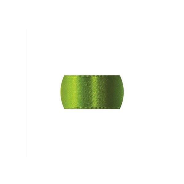 Fita de Cetim Progresso 7mm nº1 - 10m Cor 677 Verde Folha - 01 unidade