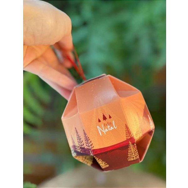 Caixa Bolinha Bosque para Doces - 10un - Rizzo Confeitaria