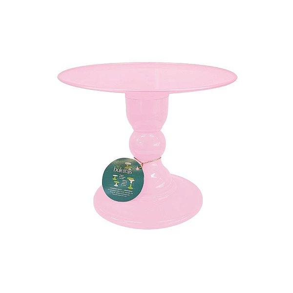 Boleira - Rosa Claro - Só Boleiras - Rizzo Confeitaria