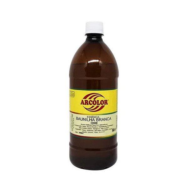 Essência Baunilha Branca 960 ml Arcolor