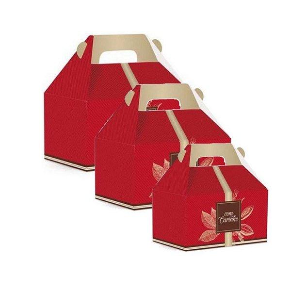 Caixa Maleta Kids Cacau - 10 unidades - Cromus Páscoa - Rizzo Confeitaria