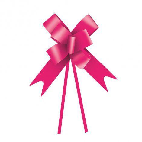 Laço Fácil Pink - 10 unidades - Cromus - Rizzo