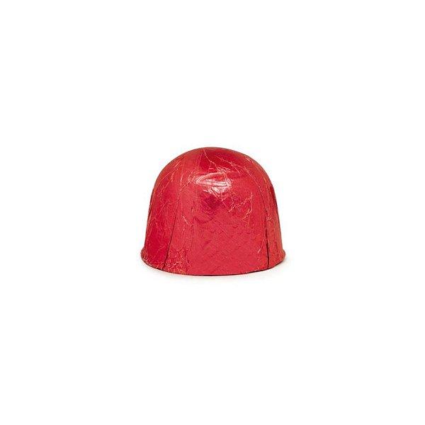 Papel Chumbo 16x15,6cm - Vermelho - 300 folhas - Cromus