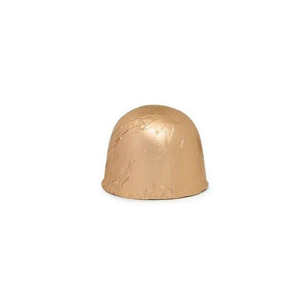 Papel Chumbo 8x7,8cm - Fosco Ouro - 300 folhas - Cromus