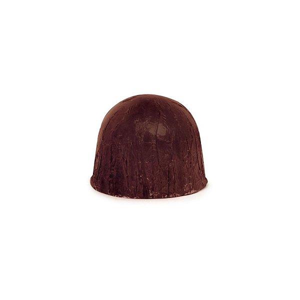 Papel Chumbo 8x7,8cm - Fosco Marrom - 300 folhas - Cromus