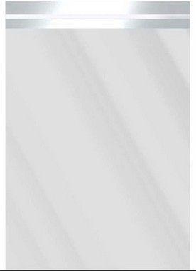 Saco Metalizado com Aba Adesiva Prata 20x27cm - 50 unidades - Cromus - Rizzo