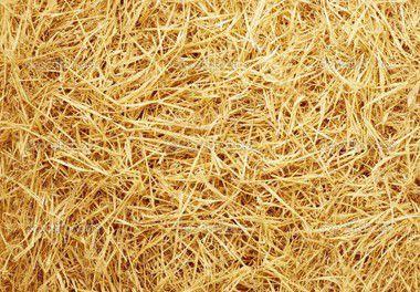 Palha Seca para Decoração Rústica 150g - 25cm x 15cm - Rizzo Confeitaria