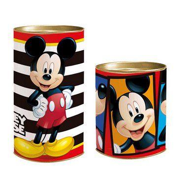 Lata para Lembrancinhas Mickey - 01 unidade - Cromus - Rizzo