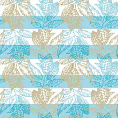Folha para Ovos de Páscoa Ombre Turquesa 69x89cm - 05 unidades - Cromus Páscoa - Rizzo
