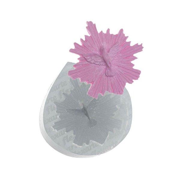 Molde de Silicone Espírito Santo 3D Ref. 640 Flexarte Rizzo Confeitaria