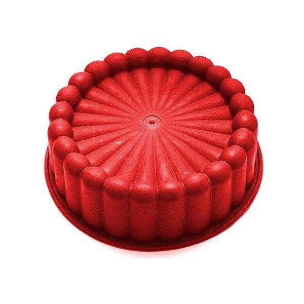 Forma em Silicone Charlotte - Cimapi - Rizzo Confeitaria