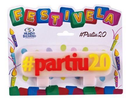 Vela #partiu20 - Mundo Bizarro