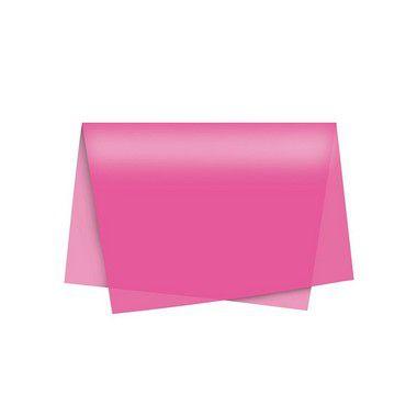 Papel de Seda - 50x70cm - Pink - 10 folhas - Riacho - Rizzo