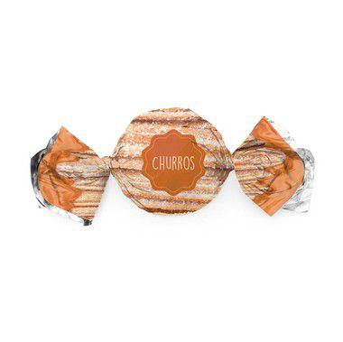 Papel Trufa 14,5x15,5cm - Churros - 100 unidades - Cromus - Rizzo