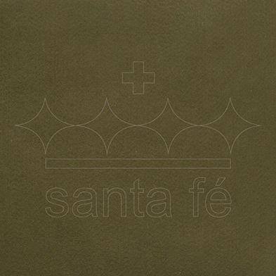 Feltro Liso 1 X 1,4 mt cm - Verde Musgo Escuro 009 - Santa Fé - Rizzo Embalagens