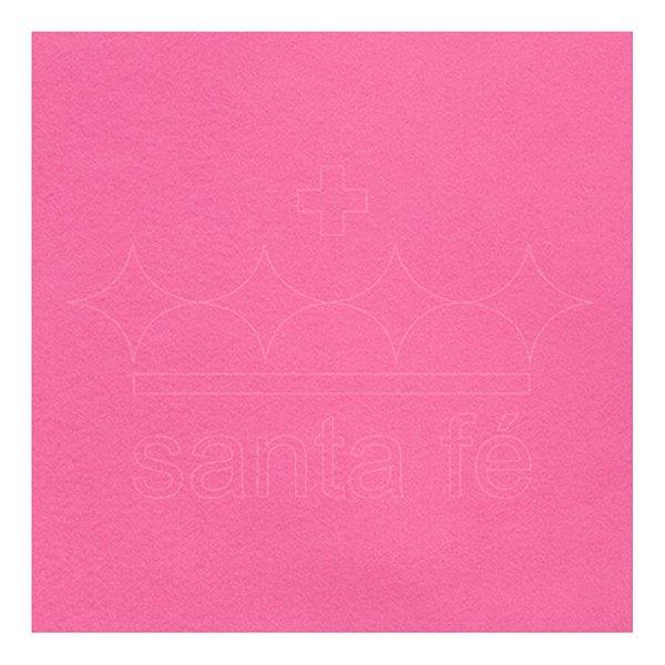Feltro Liso 1 X 1,4 mt - Chiclete Candy Color 040 - Santa Fé - Rizzo