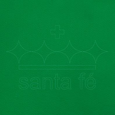 Feltro Liso 30 X 70 cm - Verde Provence 200 - Santa Fé - Rizzo