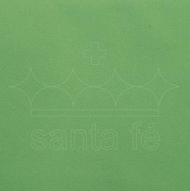 Feltro Liso 30 X 70 cm - Verde Limão 053 - Santa Fé - Rizzo