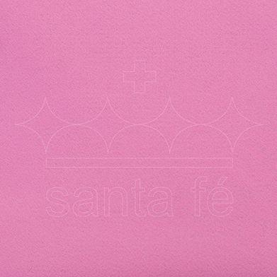 Feltro Liso 30 X 70 cm - Rosa Cerejeira 207 - Santa Fé - Rizzo Embalagens