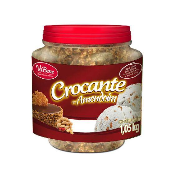 Crocante de Amendoim 1,05Kg - Vabene - Rizzo Confeitaria