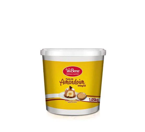 Pasta de Amendoim Integral 1,05Kg - Vabene - Rizzo Confeitaria