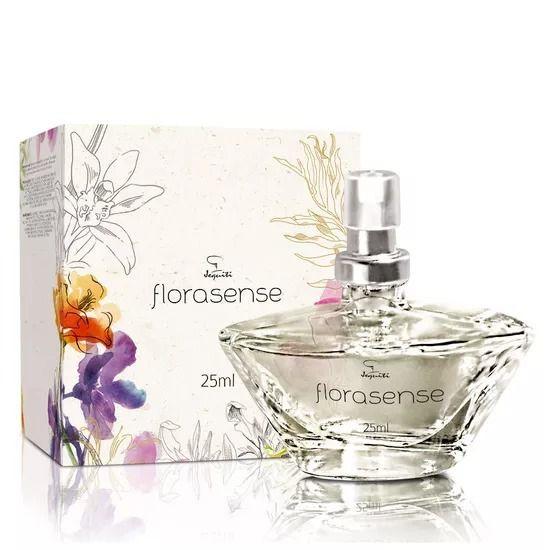 Florasense Colônia Desodorante Feminina - 25 ml Pequena JEQUITI