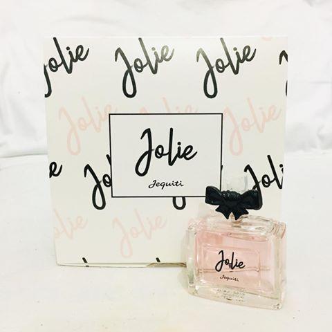 Perfume Colônia Feminina Jolie Jequiti 25ml pequena