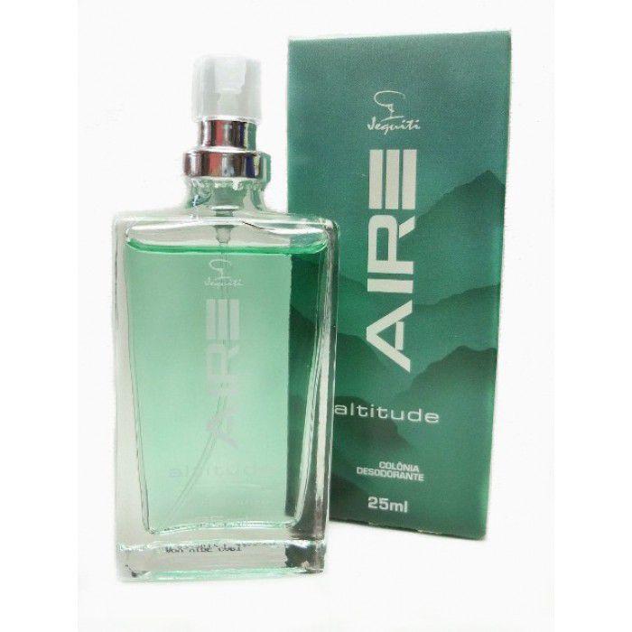 Mini Colônia Masculina Desodorante Perfume Aire Altitude 25ml Jequiti