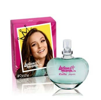 Mini Perfume Colônia Larissa Manoela Selfie - 25 Ml JEQUITI
