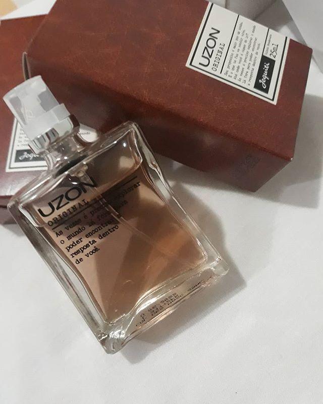 Mini Colônia Perfume Uzon Original Masculino Jequiti