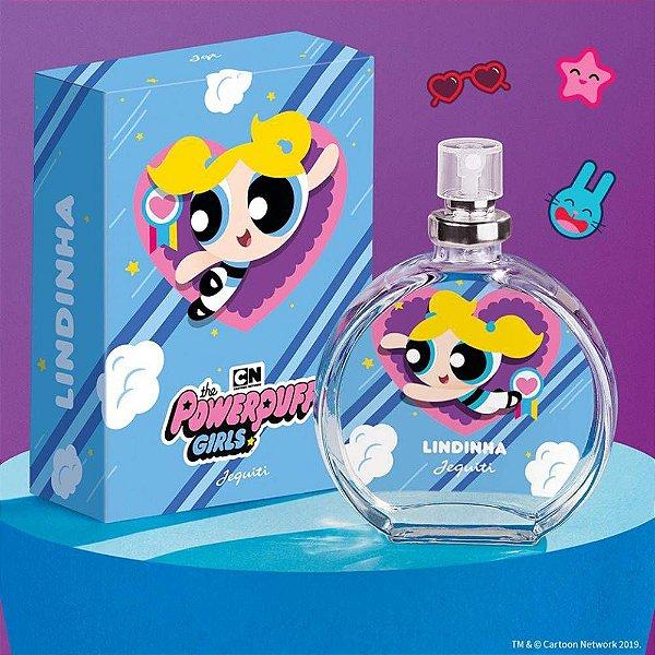 Perfume As Meninas Superpoderosas Lindinha Colônia Feminina - 25 ml Jequiti