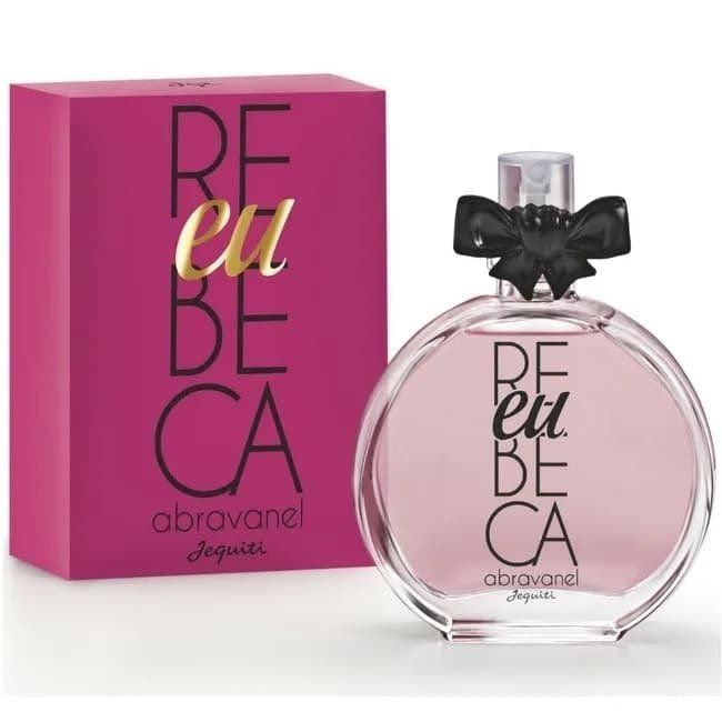 Perfume Pequeno Eu Rebeca Abravanel Jequiti 25ml