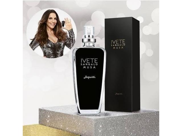 Perfume Colônia Feminina Ivete Sangalo Musa Jequiti - 25ml