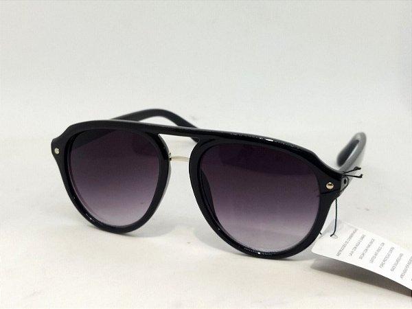 Óculos Escuros Aviador Ace Anos 70 Unissex Retrô