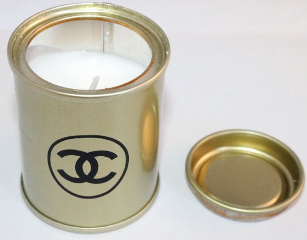 Vela Chanel lata