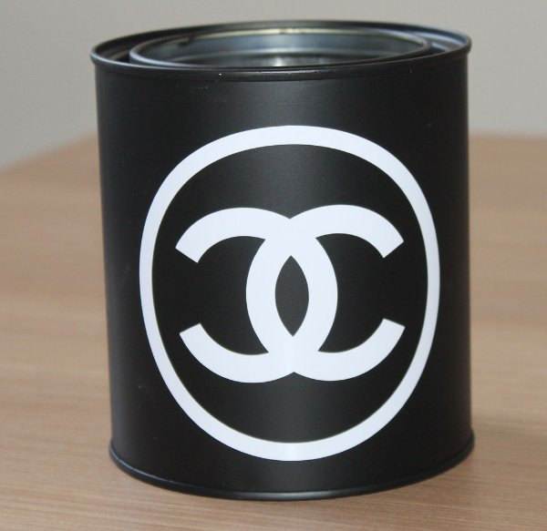 Lata Porta Pincel Inspired Chanel