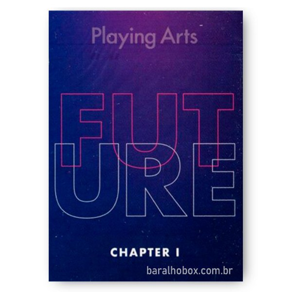 Baralho Future Edition Chapter 1