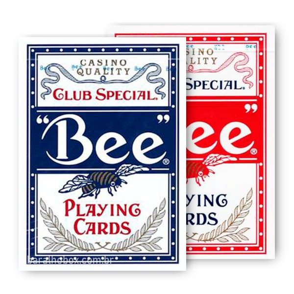 Baralho Bee Standard