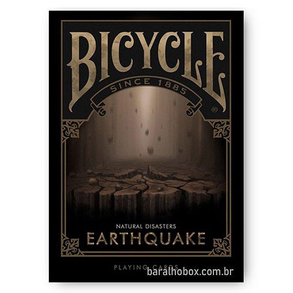 Baralho Bicycle Natural Disasters Earthquake
