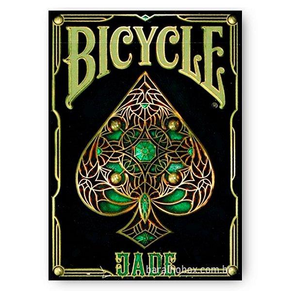 Baralho Bicycle Jade